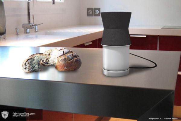 Grinder Breader : Moulin à panure