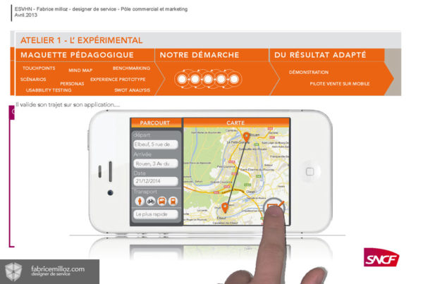 SNCF Design de Services