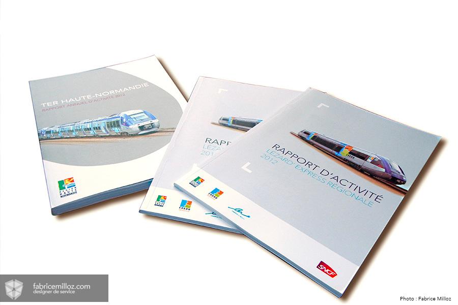 SNCF : Conception graphique